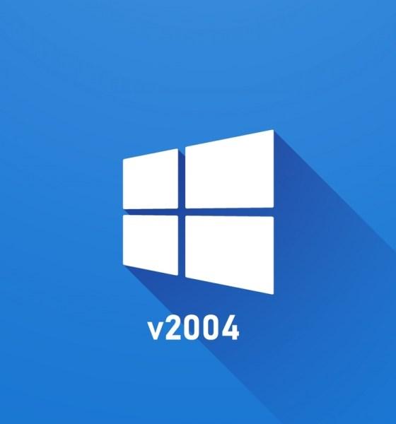windows 10 v2004 guncelleme