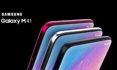 Galaxy M41