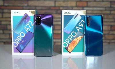 Oppo A72 ve Oppo A91