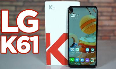 Dayanıklılıkta Son Evre: Yeni LG K61!