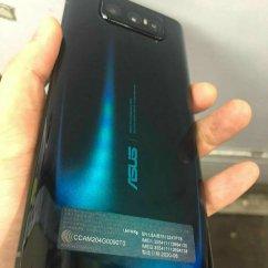 ASUS Zenfone 7 tasarım
