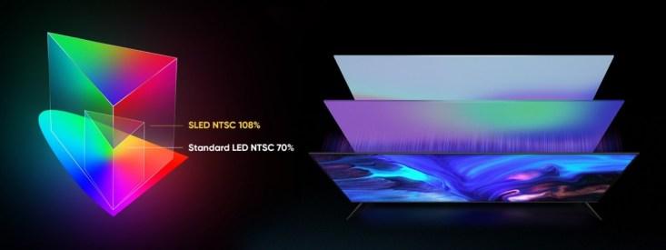 Realme SLED akıllı TV