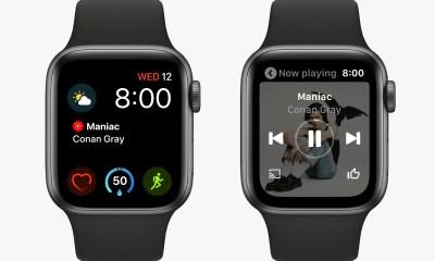 Youtube Müzik, Apple Watch serisi için artık kullanılabilir!
