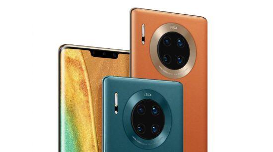 Huawei Mate 40 serisi, 90Hz panelle geliyor!