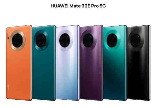 huawei mate 30e pro 5g
