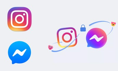 Instagram DM, Facebook Messenger