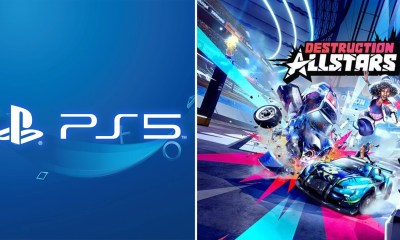 PlayStation Plus Destruction AllStars