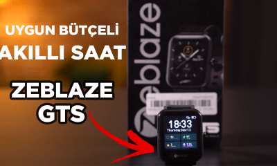 ZEBLAZE GTS Smart fitness watch thumbnail