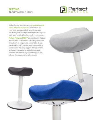 Tago Chair Flyer Harris WorkSystems 1