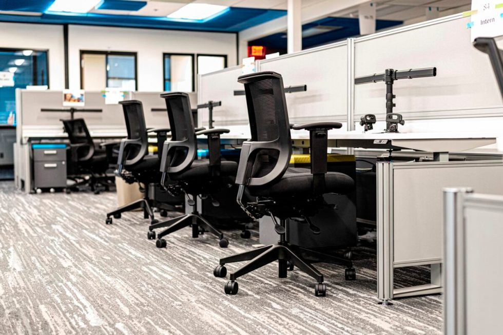 Task Chairs for the Office by Harris WorkSystems