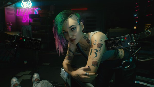 cyberpunk 2077 judy