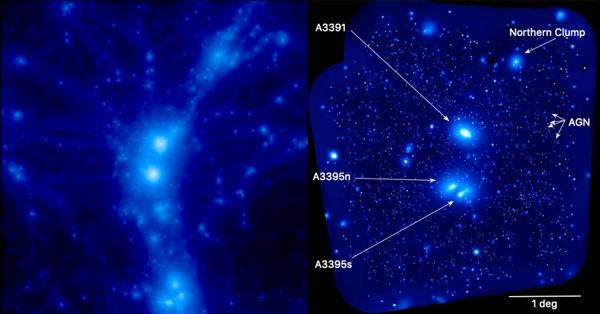 universo filamenti cosmici