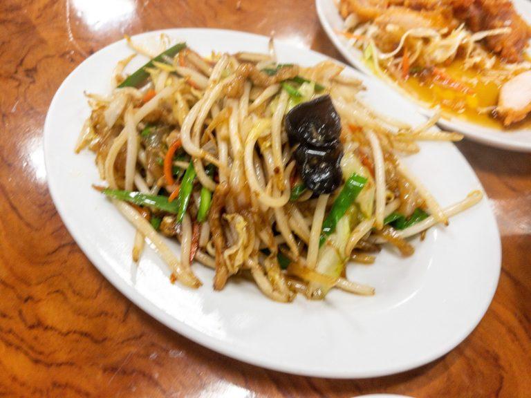 豚肉と野菜炒め