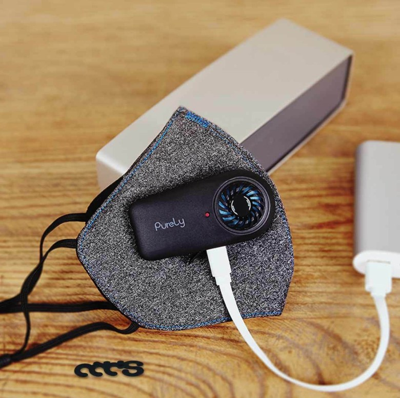 Xiaomi Purely en charge