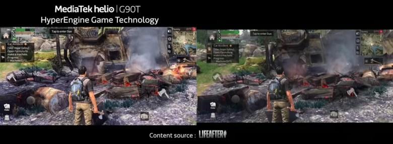 HyperEngine Game Technology délivrée par le Redmi Note 8 Pro