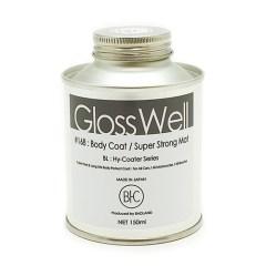 #168 GlossWell Body Coat : スーパーストロング・マット
