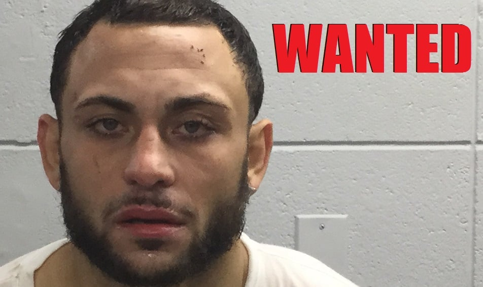 POLICE WOULD LIKE A WORD: Anthony Vieira, suspected of