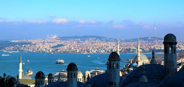 أفضل أماكن للسكن في اسطنبول حياتك