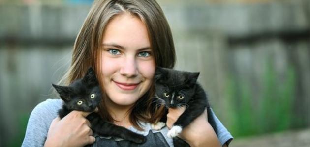 هل القطط تعرف صاحبها حياتك
