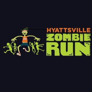 Hyattsville Zombie Run 5K
