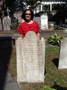 John Stocks Thorne headstone