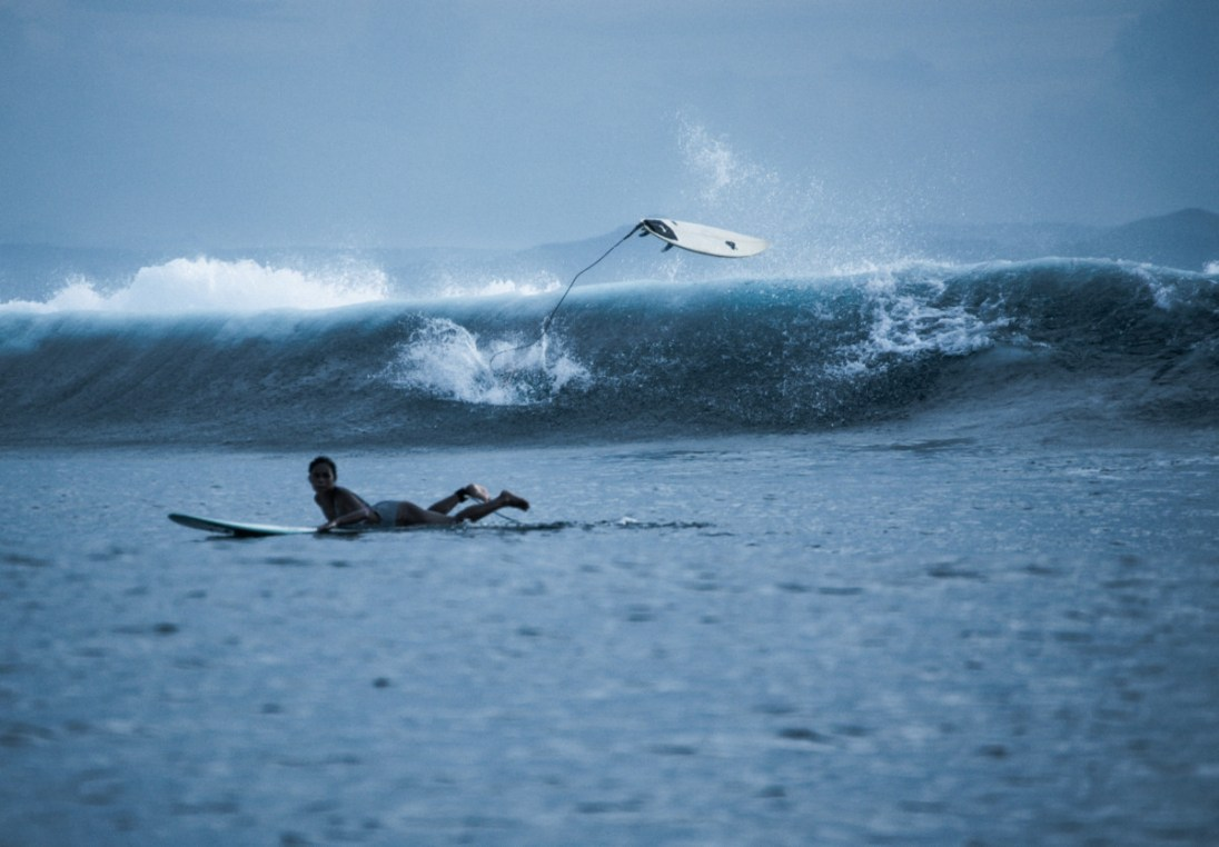 Surfing na Siargao