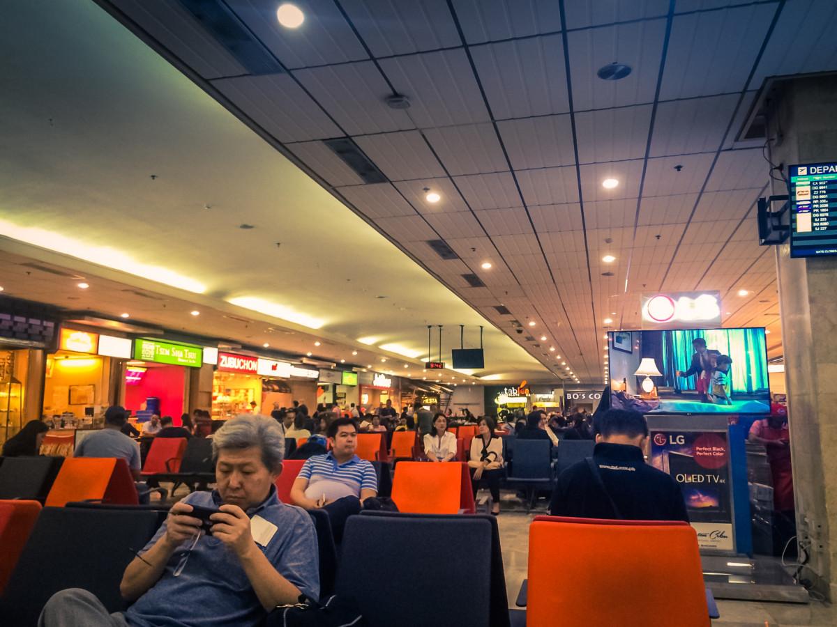 Letisko Cebu