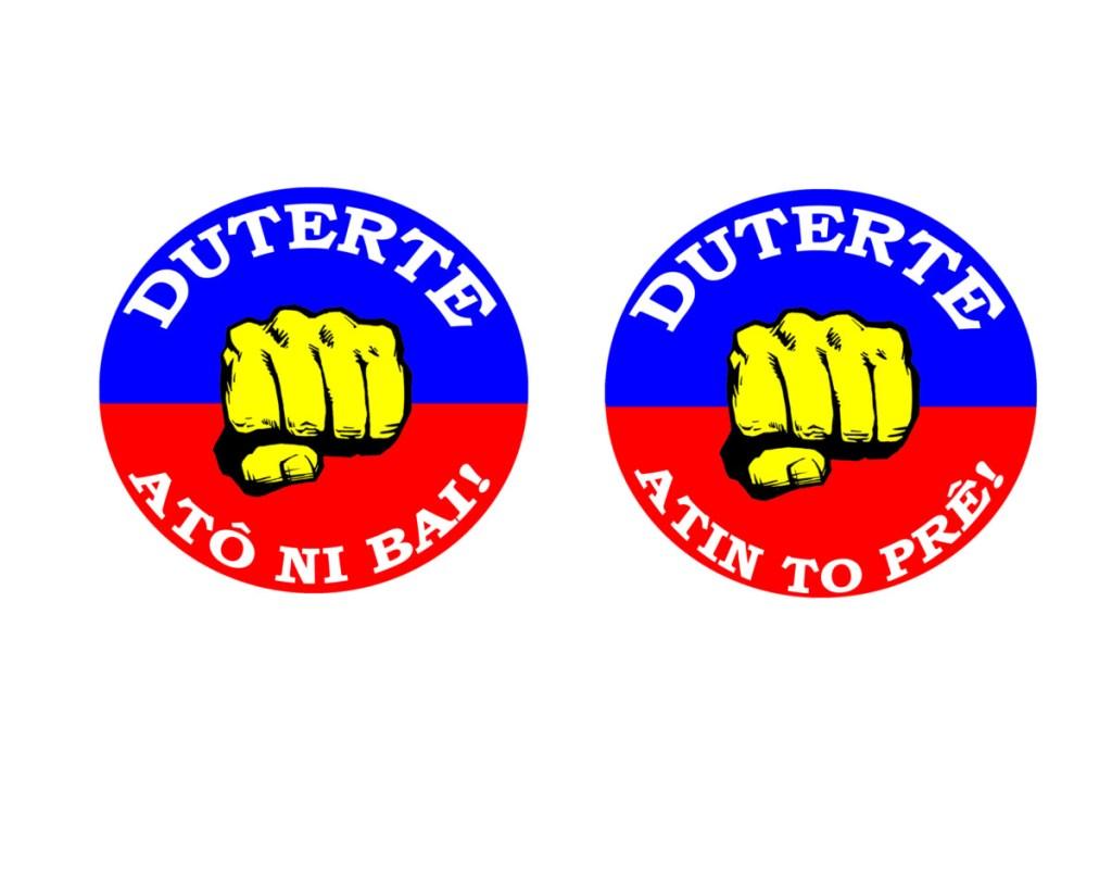 Prezident Duterte - zatatá päsť