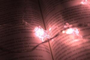 celebratory book illuminations