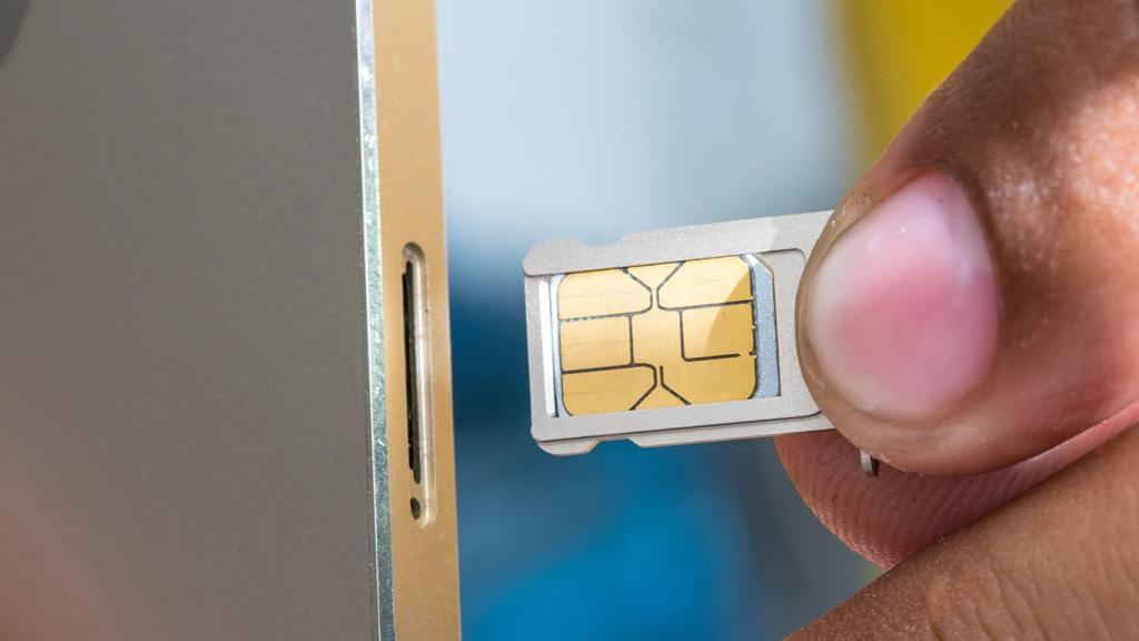 No SIM Card Inserted