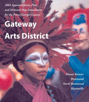 Prince George's County Gateway Arts District Sector Plan