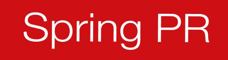 Spring PR Logo