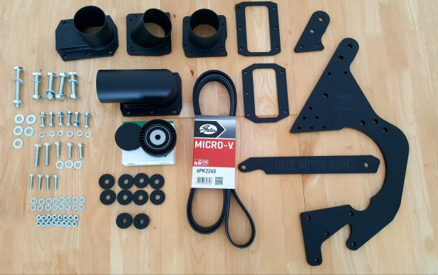 Full V2.1X Brackets Kit No SC14 - 2018 Fall Pic1