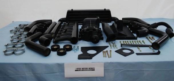 HMW KC M122H Full Kit