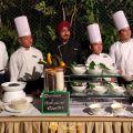 Dim Sum and Mongolian Grill - Street Food Festival - Radisson Blu