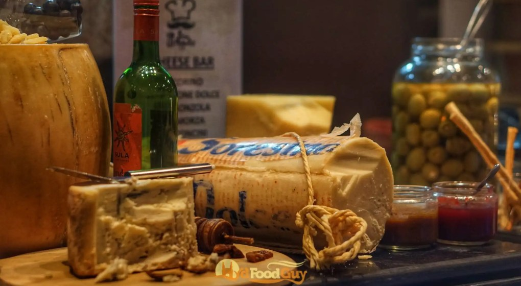 Italian Food Fest - Cheese and Wine