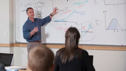 Finance teaching at UIdaho