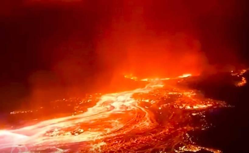 Huge but dangerous CH4 Resource - Volcanos as a Danger Element