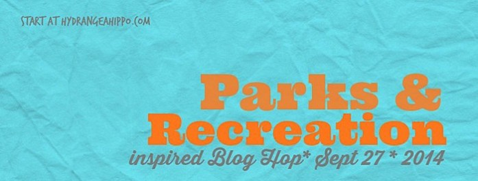 Parks and Recreation Inspired Blog Hop -lg