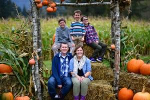 kilchis river pumpkin patch and corn maze