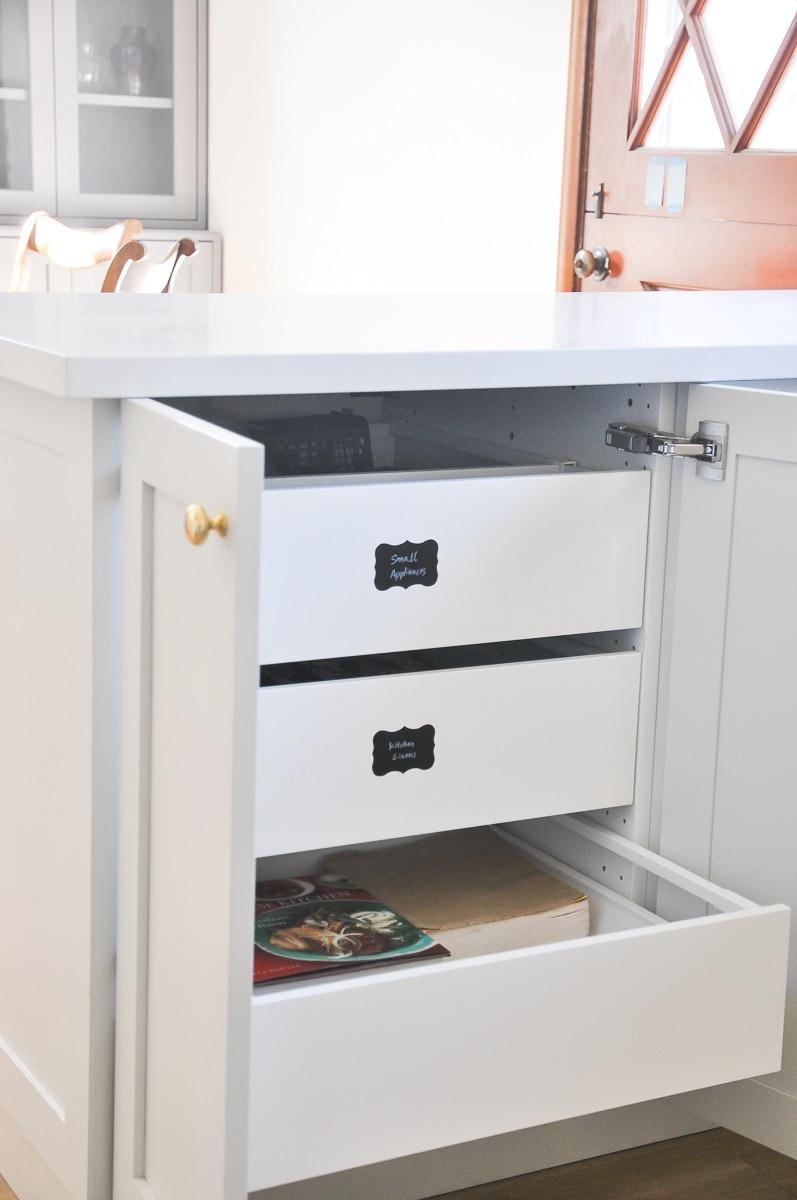 Kitchen Tour Part 2 Ikea Kitchen Cabinets Organization Ideas And
