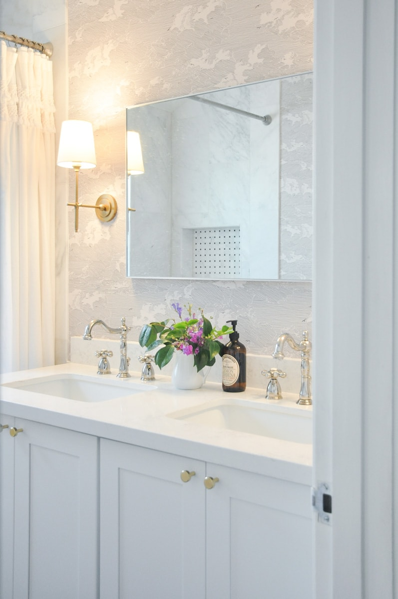 Master Bathroom Remodel Reveal and a Budget Breakdown
