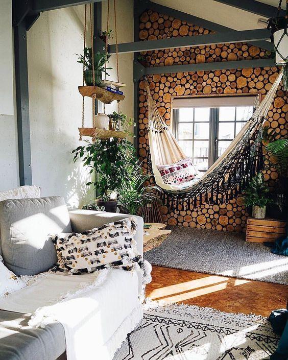 My Favorite Interior Style Series: Boho Chic - hydrangea ...