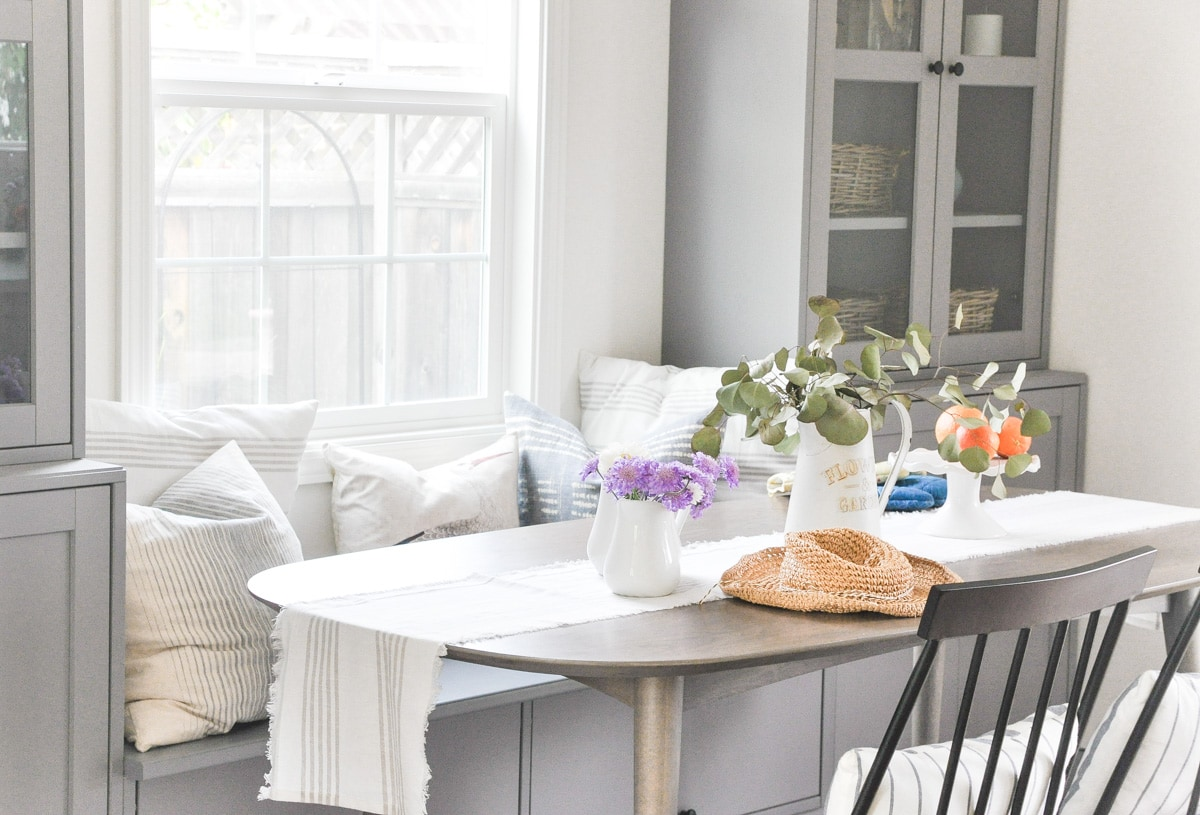 Peachy Diy Ikea Banquette Seating Built In Ikea Havsta Hack Caraccident5 Cool Chair Designs And Ideas Caraccident5Info