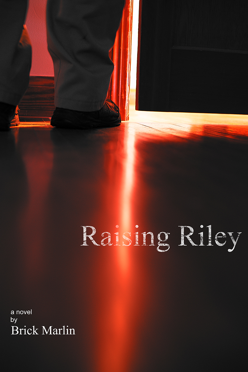 Riley stands on a cliff suffering the effects of child abuse. Not to mention the demon in his bedroom closet.