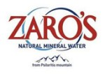 Zaro's Natural Mineral Water