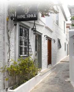 Sidra Hotel Ύδρα