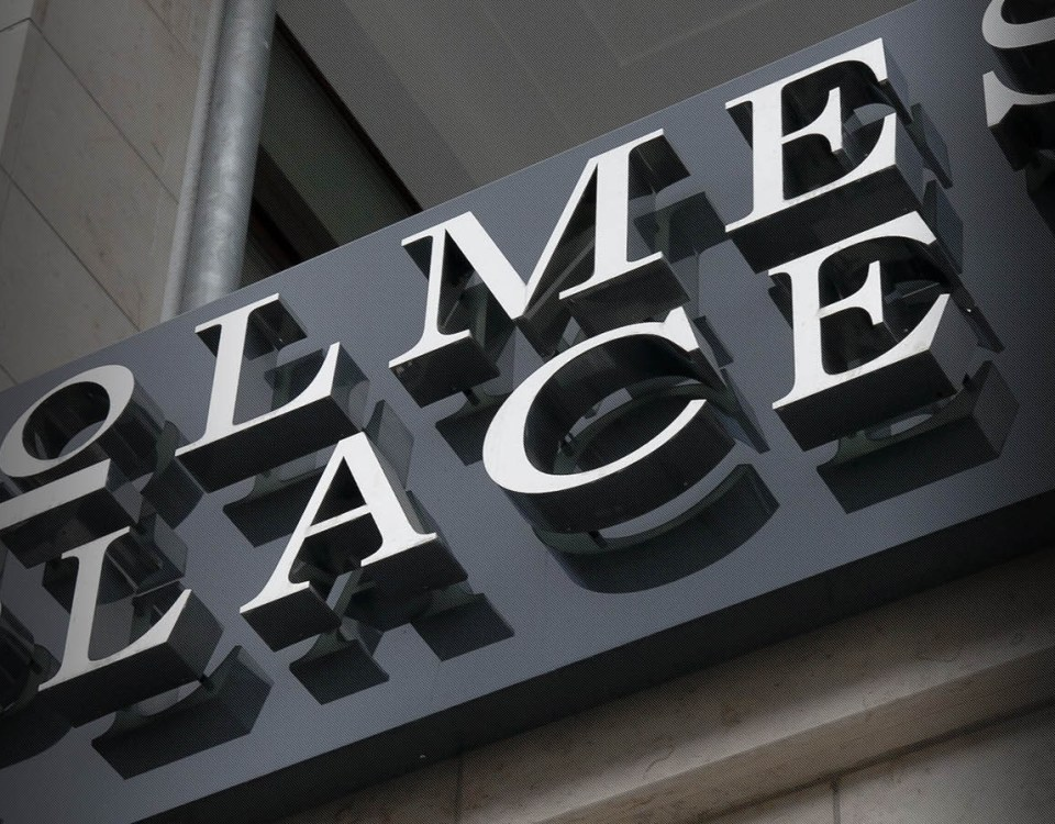 Holmes Place Logo