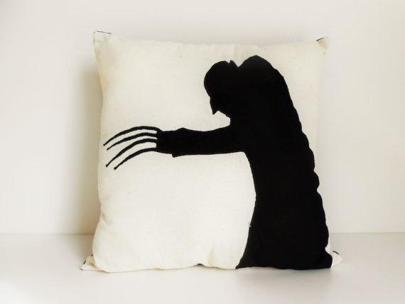 nosferatu pillow