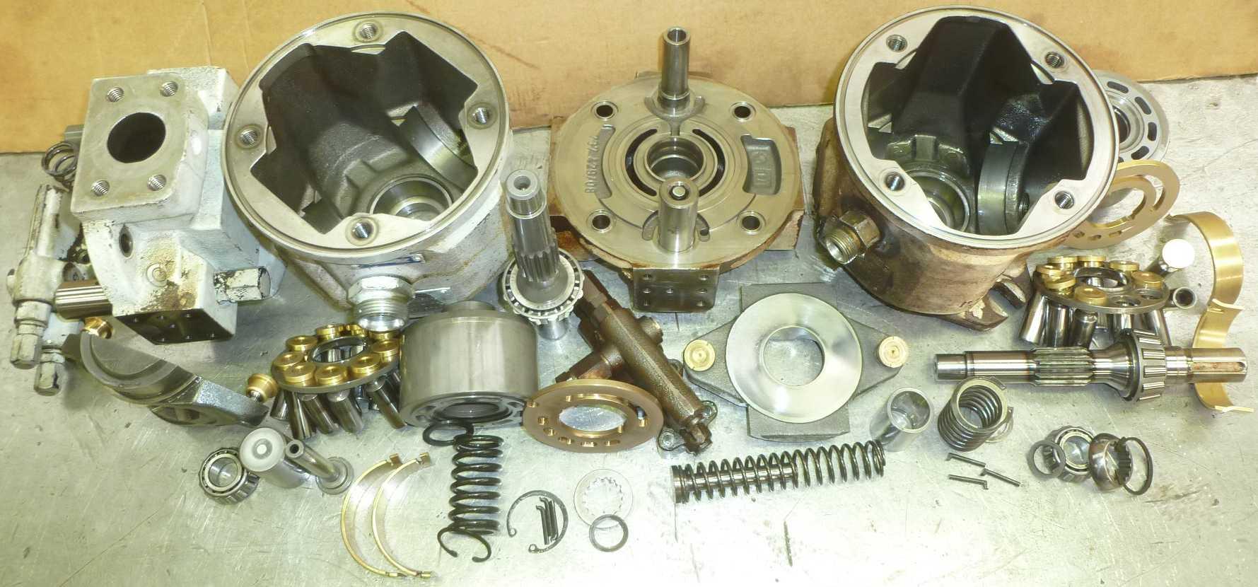 Formation Reparation Pompe Amp Moteur Hydraulique